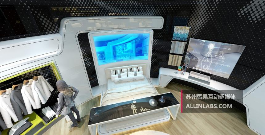 AR增强现实技术,镜面显示器