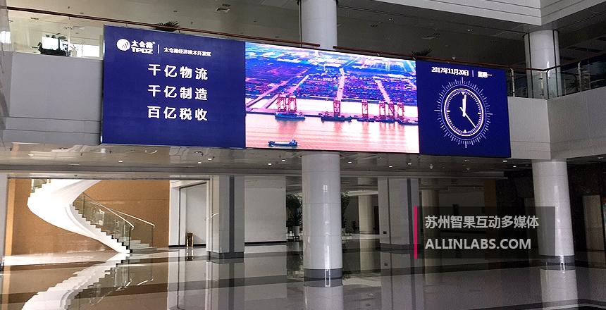 大厅LED